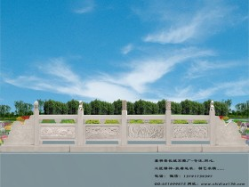 石雕栏板雕刻制作-栏板图案的设计应该注意哪些
